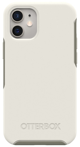 Otterbox Symmetry Plus Apple iPhone 12 mini Back Cover met MagSafe Magneet Wit Main Image