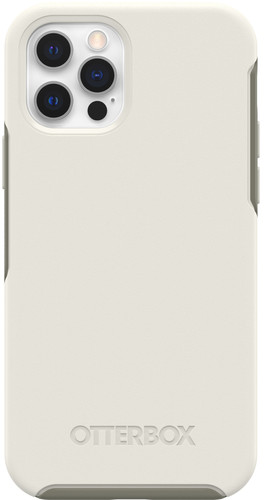 Otterbox Symmetry Plus Apple iPhone 12 / 12 Pro Back Cover met MagSafe Magneet Wit Main Image