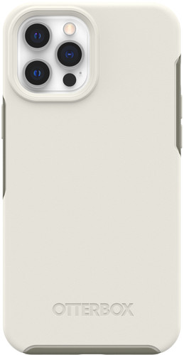 Otterbox Symmetry Plus Apple iPhone 12 Pro Max Back Cover met MagSafe Magneet Wit Main Image