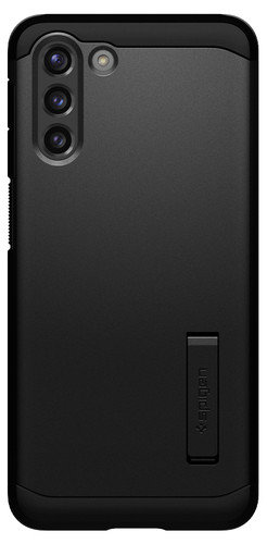 Spigen Tough Armor Samsung Galaxy S21 Back Cover Black Main Image