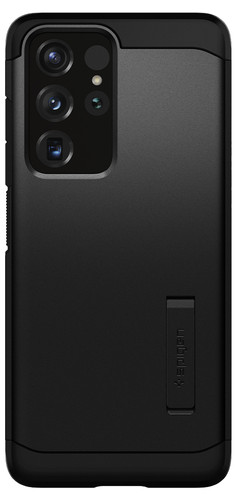 Spigen Tough Armor Samsung Galaxy S21 Ultra Back Cover Zwart Main Image
