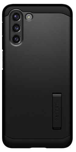 Spigen Tough Armor Samsung Galaxy S21 Plus Back Cover Zwart Main Image