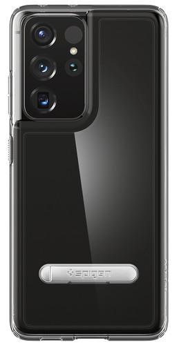 Spigen Ultra Hybrid S Samsung Galaxy S21 Ultra Back Cover Transparant Main Image