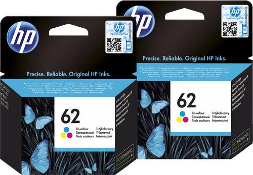 HP 62 Cartridges Kleur Duo Pack Main Image