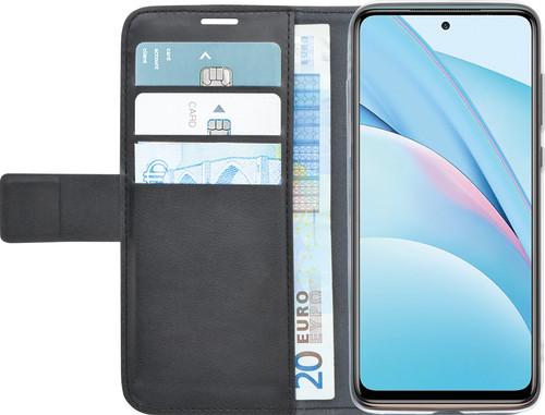 Azuri Wallet Xiaomi Mi 10T Lite Book Case Zwart Main Image