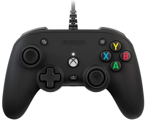 Nacon Xbox X Pro Compact Controller Zwart Main Image
