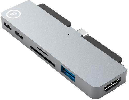 BlueBuilt usb C 7 in 1 iPad Docking Station Main Image