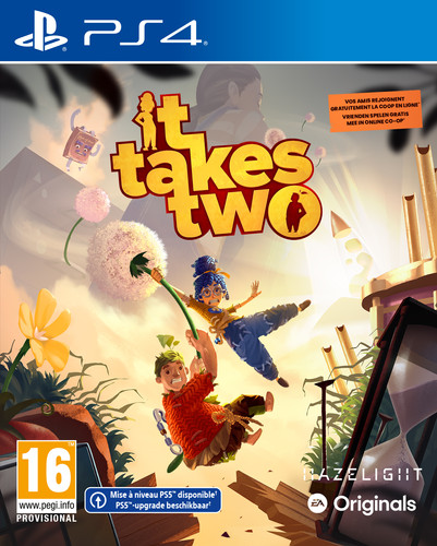 It Takes Two PS4 Main Image