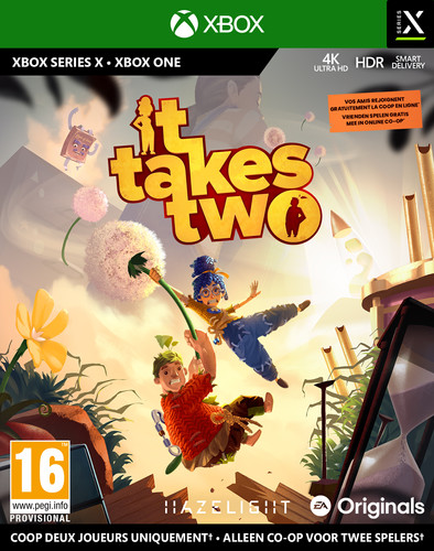 It Takes Two Xbox One Main Image
