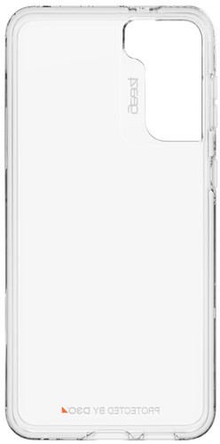 GEAR4 Crystal Palace Samsung Galaxy S21 Back Cover Transparant Main Image