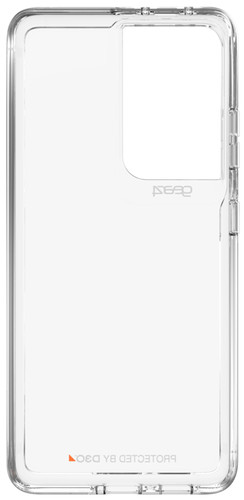 GEAR4 Crystal Palace Samsung Galaxy S21 Ultra Back Cover Transparant Main Image