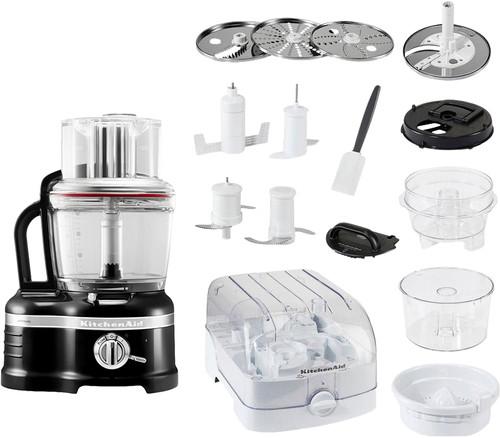 KitchenAid Artisan Food Processor Onyx Black Main Image