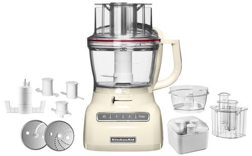 KitchenAid Food processor Almond white 3.1L Main Image