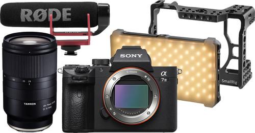 Sony A7III Videokit Main Image