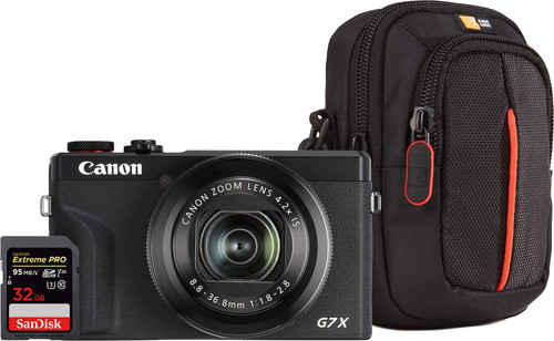 Canon PowerShot G7 X Mark III Starter Kit Main Image