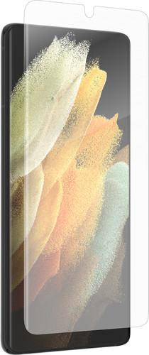 InvisibleShield GlassFusion+ Samsung Galaxy S21 Screenprotector Main Image