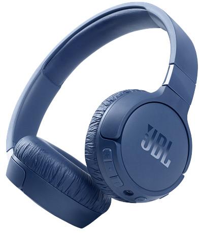 JBL Tune 660NC Blauw Main Image