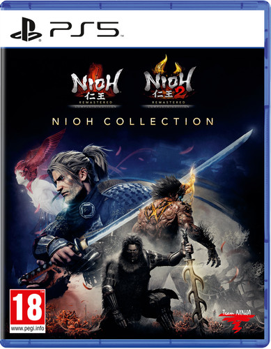The Nioh Collection PS5 Main Image