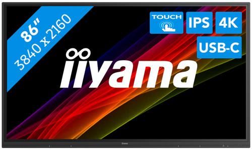 iiyama ProLite TE8604MIS-B1AG Main Image