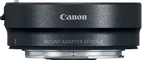 Canon Mount Adapter EF-EOS R Main Image