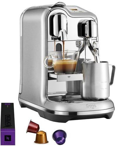 Sage Nespresso Creatista Pro SNE900BSS Stainless Steel Main Image