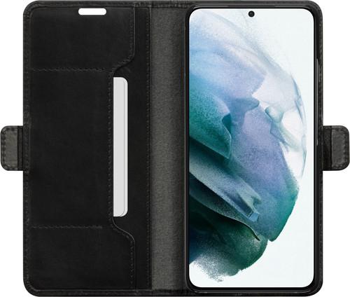 DBramante1928 Copenhagen Slim Samsung Galaxy S21 Plus Book Case Leer Zwart Main Image