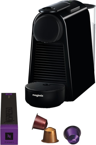 Magimix Nespresso Essenza Mini Black Main Image