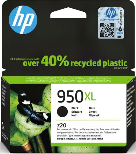 HP 950XL Cartridge Black Main Image