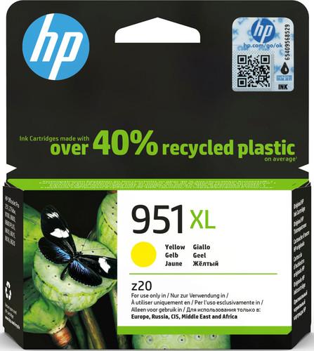 HP 951XL Cartridge Geel Main Image