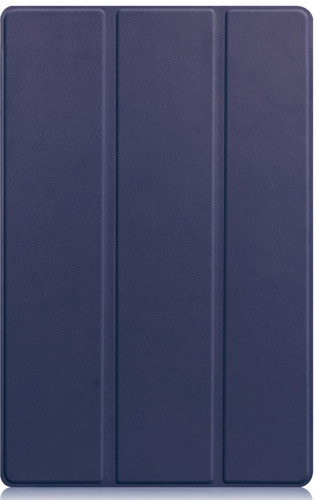 Just in Case Tri-Fold Lenovo Tab P11 Pro Book Case Blauw Main Image