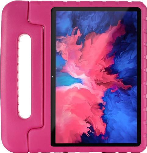 Just in Case Lenovo Tab P11 Pro Kids Cover Roze Main Image