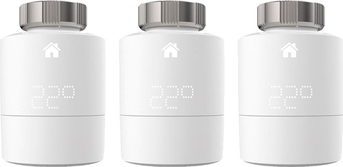 Tado Smart Radiator Thermostat 3-pack (expansion) Main Image