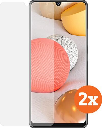 Azuri Tempered Glass Samsung Galaxy A42 Screenprotector Duo Pack Main Image