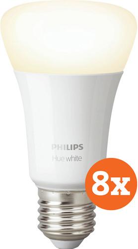 Philips Hue White E27 Bluetooth 8-Pack Main Image