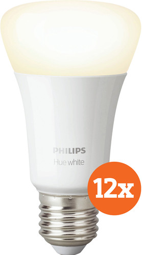 Philips Hue White E27 Bluetooth 12-Pack Main Image