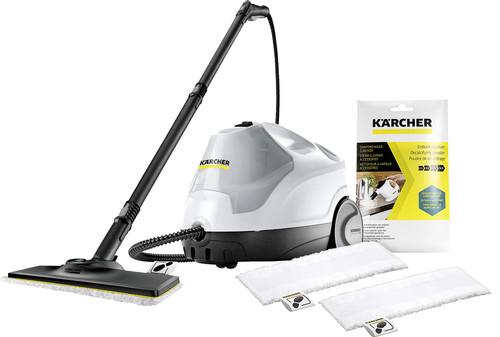 Karcher SC 4 EasyFix Premium + Microvezel Vloerdoeken + Ontkalkpoeder Main Image