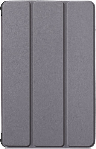 Just in Case Tri-Fold Lenovo Tab M10 HD (2de generatie) Book Case Grijs Main Image