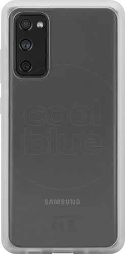 OtterBox React Samsung Galaxy S20 FE 4G/5G Back Cover Transparent Main Image