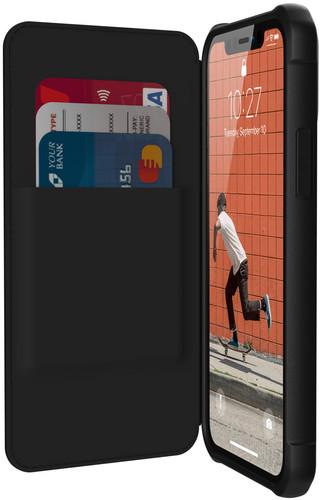 UAG Metropolis Apple iPhone 12 Pro Max Book Case Black Main Image