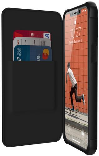 UAG Metropolis Apple iPhone 12 / 12 Pro Book Case Zwart Main Image