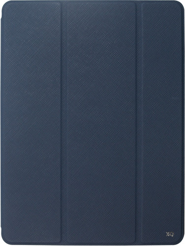 Xqisit Piave Apple iPad Air (2020) Book Case Blauw Main Image