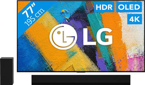 LG OLED77GX6LA + Soundbar Main Image