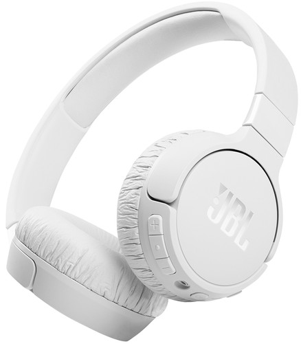 JBL Tune 660NC Wit Main Image