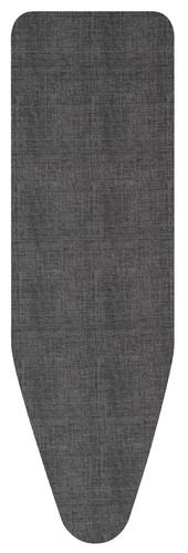 Brabantia Ironing Board Cover B, 124x38cm - Denim Black Main Image