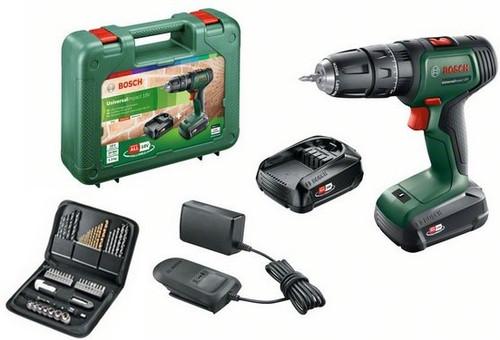 Bosch UniversalImpact + 51-piece accessory set Main Image