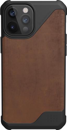 UAG Metropolis Lite Apple iPhone 12 Pro Max Back Cover Leer Bruin Main Image