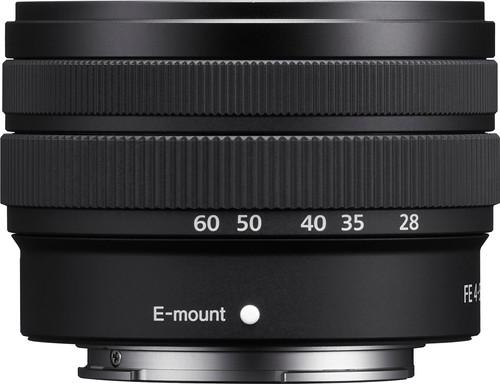 Sony FE 28-60mm f/4-5.6 Main Image
