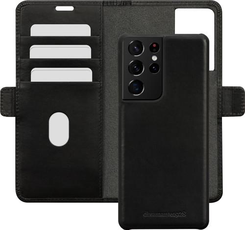 DBramante1928 Lynge Samsung Galaxy S21 Ultra 2-in-1 Cover Leer Zwart Main Image