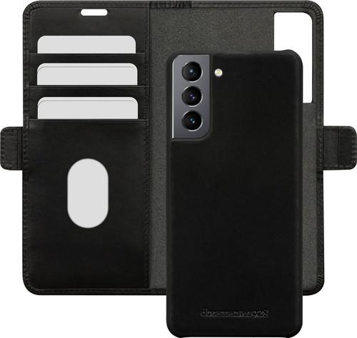 DBramante1928 Lynge Samsung Galaxy S21 Plus 2-in-1 Cover Leer Zwart Main Image