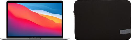 Apple MacBook Air (2020) MGN63N/A Space Gray + Case Logic Reflect sleeve Main Image
